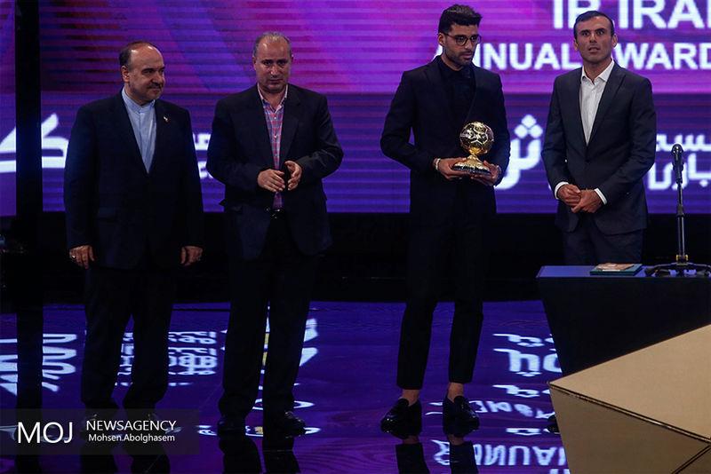 پرسپولیسی ها با ۶ عنوان جوایز را درو کردند