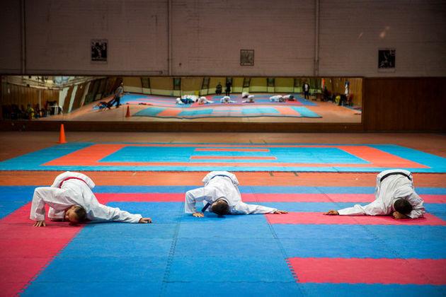 لغو اردوهای تیم ملی کاراته در سال 95
