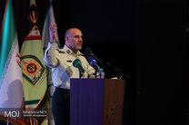 ۱۷۹ فرمانده ناجا شهید شدند/شهادت ۱۰۰۰ شهید ناجا در مرزهای کشور