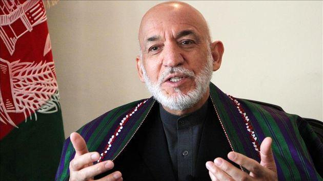 حامد کرزای:  کاخ سفید نمی خواهد اقدامات تروریستی در افغانستان پایان یابد