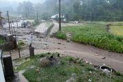 500 میلیون ریال به خطوط انتقال آب این 2 روستا خسارت وارد شد.