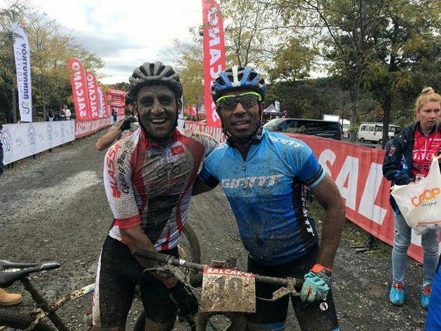 شکری در کاپ دوچرخه سواری کوهستان ترکیه ششم شد
