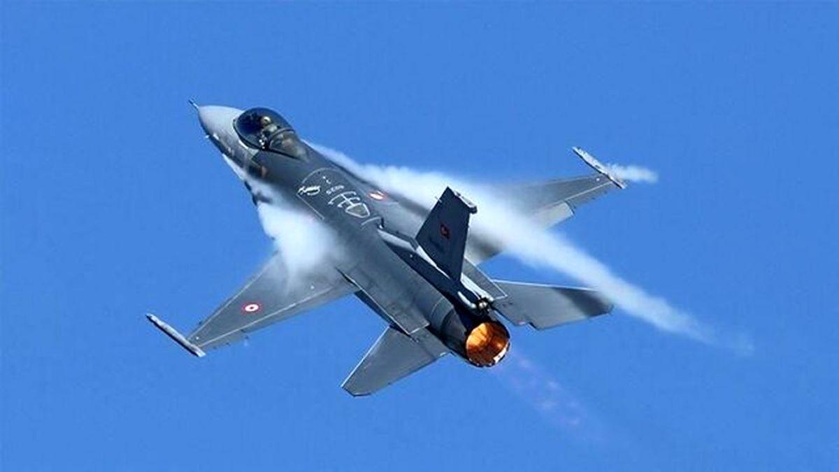 """حملات هوایی ترکیه به مواضع """"قسد"""" در شمال رقه"""