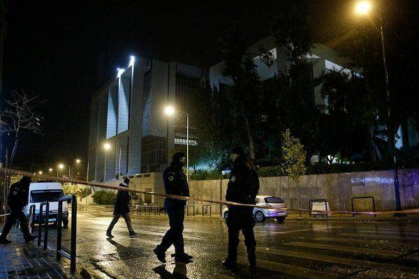 وقوع انفجار در پایتخت یونان