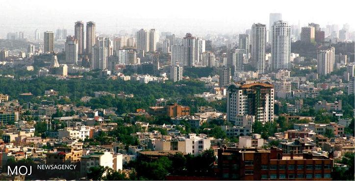 رتبه استانی تهران در رشد اجاره بها