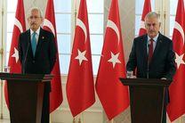 نخست وزیر ترکیه: خاطیان را به دست عدالت ترکیه می سپاریم
