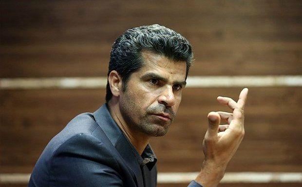 هادی ساعی به عنوان رئیس ورزشکاران انتخاب شد