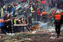 ریزش ساختمان در استانبول 2 کشته بر جا گذاشت