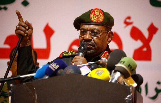 عمرالبشیر، رهبری حزب حاکم سودان را به معاون خود واگذار کرد