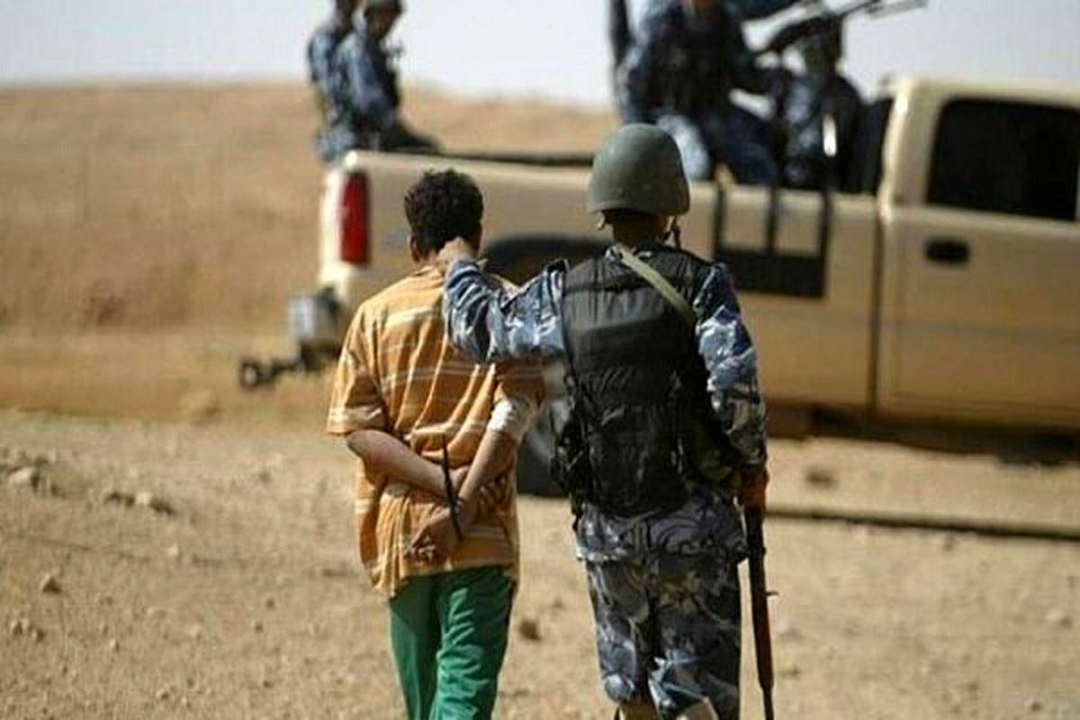 ابو حسن القریشی منشی دیوان داعش در بغداد دستگیر شد