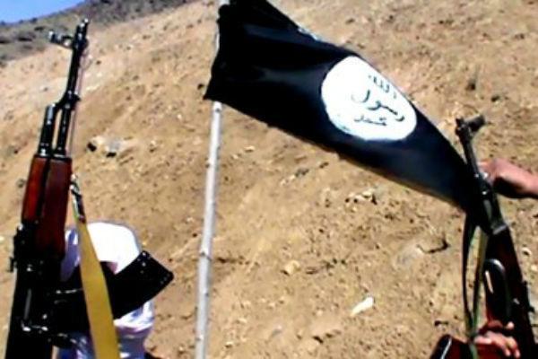حشد شعبی مواضع داعش را بمباران کرد