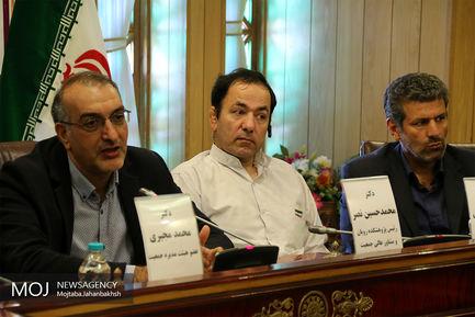 نشست خبری جمعیت حمایت از بیماران «ای ال اس و نوروپاتی»