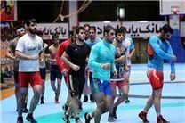 تیم ملی کشتی فرنگی جوانان در اردو