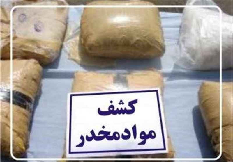 ۲۷۴ کیلوگرم موادمخدر در یزد کشف شد