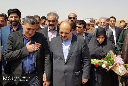 سفر وزیر صنعت به استان کردستان