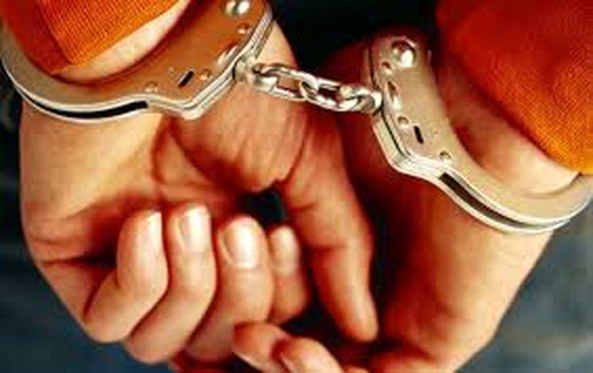 دستگیری سارق منازل در شهرستان لنجان / اعتراف متهم به 7 فقره سرقت