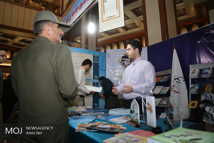افتتاح نمایشگاه دستاوردهای علمی و پژوهشی نیروهای مسلح