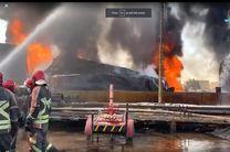 ناهماهنگی، اصلی ترین عامل طولانی شدن مهار آتش پالایشگاه تهران