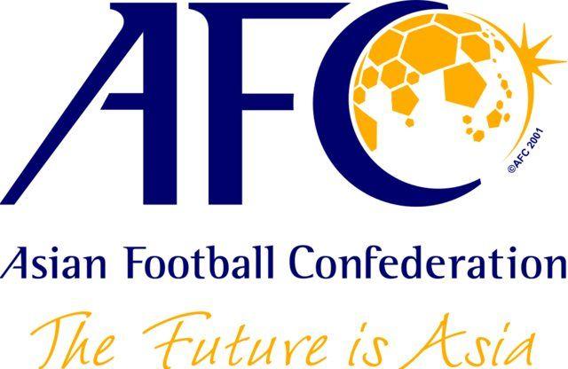 نام مسابقات کنفدراسیون فوتبال آسیا کرد