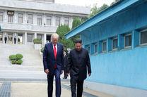 ترامپ و کیم جون اون رابطه ای خاص و دوستانه با هم دارند