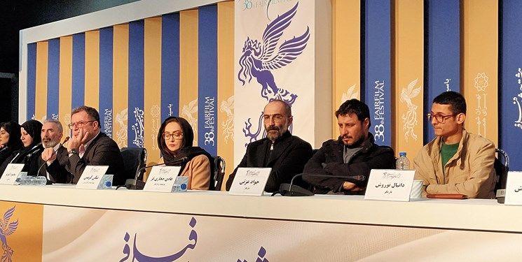 نیکی کریمی بازی هادی حجازی فر را ستود / هیچکس حق توهین به زبان ترکی را ندارد