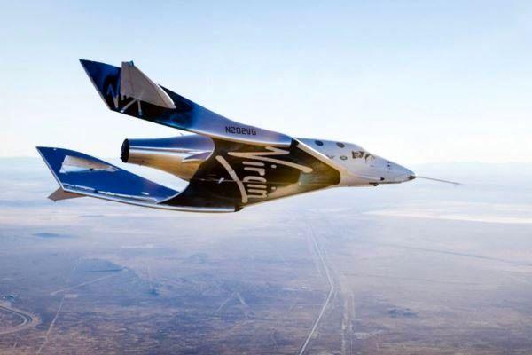 ارسال نخستین موشک توریستی  به فضا