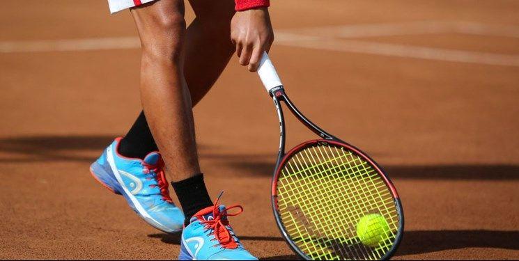 برد نماینده ایران مقابل تنیسور روس در تنیس قهرمانی شرق اروپا