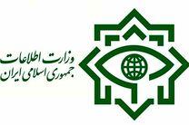 وزارت اطلاعات در موضوع نمازخانه اهل سنت دخالت نداشته است