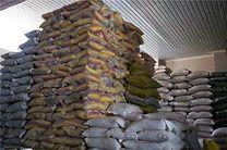 کشف 10 تن برنج قاچاق در سیریک