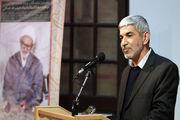 مراسم تشییع پیکر سردار سرتیپ احمد فضائلی برگزار شد
