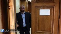 استعفای حجت نظری از شورای شهر تهران منتفی شد