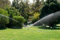 آبیاری فضای سبز بیش از 10 منطقه شهر اصفهان با ظرفیت تصفیه خانه ها