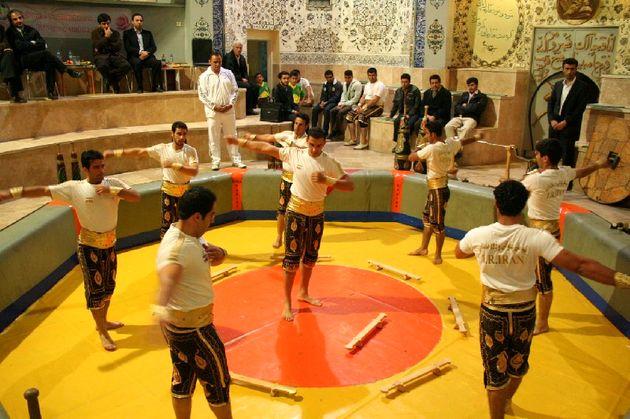 برگزاری  مسابقات جهانی ورزش زورخانه ای در اصفهان