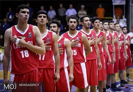 تیم بسکتبال جوانان کشورمان بر اندونزی غلبه کرد