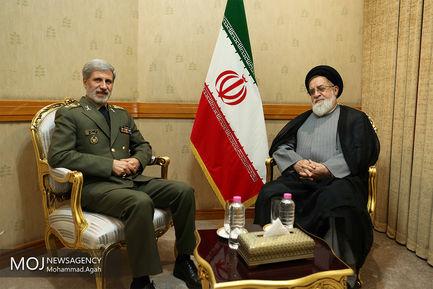 انعقاد تفاهم نامه همکاری بین وزارت دفاع و بنیاد شهید