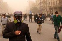 شرایط ناسالم برای هوای اهواز همچنان حکم فرماست