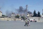 1 نیروی خدماتی آمریکا در افغانستان کشته شد