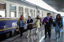 پانزدهمین قطار گردشگری امشب وارد اصفهان میشود