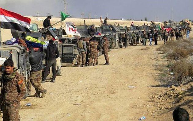 عملیات آزادسازی مناطق الجزیره در غرب عراق آغاز شد