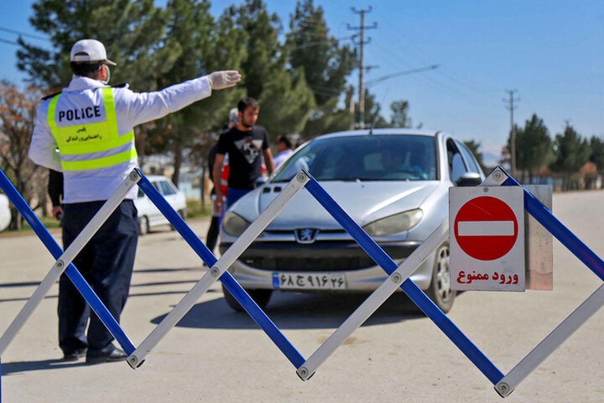 تمدید ممنوعیت تردد در جاده های مازندران تا 5 شهریور