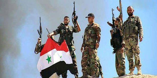 ارتش سوریه بر الحجر الاسود تسلط یافت
