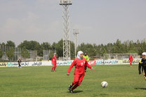 فردا دیدار نخست دختران فوتبالیست ایران مقابل چین