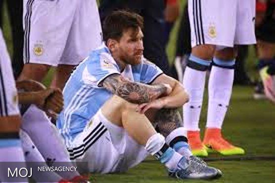 بازگشت مسی به تیم ملی آرژانتین در هاله ای از ابهام قرار دارد