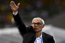 هکتور کوپر از تیم ملی فوتبال مصر جدا می شود