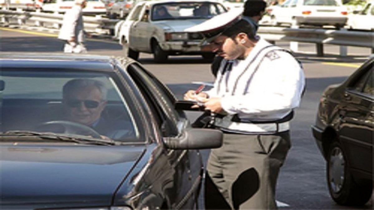 جلوگیری از  ورود روزانه ۱۲۰۰ خودرو به استان اصفهان