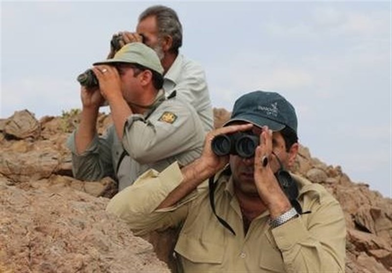 پایگاه های محیط بانی ایران یک ششم استاندارد جهانی است