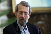لاریجانی: وقتی ایران در جنگ با داعش کمک میکرد، آمریکا کاری نکرد/ سعودیها آنچنان وزنهای نیستند