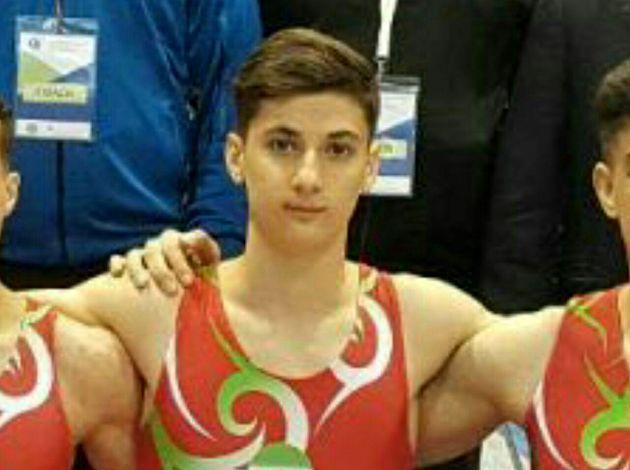 کسب نخستین مدال جهانی در تاریخ ژیمناستیک گیلان