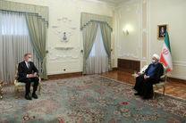 همکاری های دو کشور ایران و آلمان باید بدون توجه به تحریم های آمریکا گسترش یابد