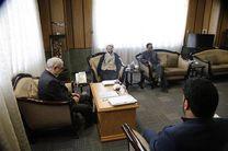 رئیس دادگستری، دادستان و مدیر کل بازرسی استان قم با استاندار قم دیدار کردند.